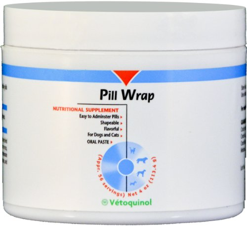 Vetoquinol 429022 Pill Wrap,4 oz, My Pet Supplies