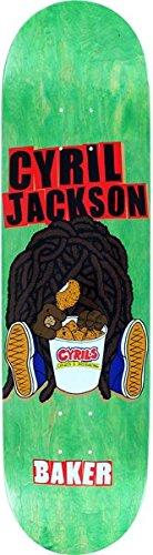 Baker Jackson Chicken 8.25 Skateboard Deck