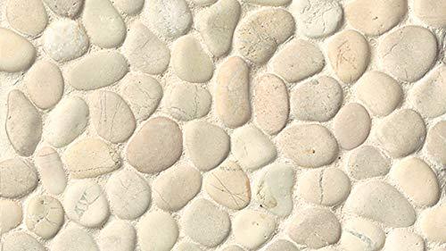 Australia Mosaic in Bali White, 1 Sheet