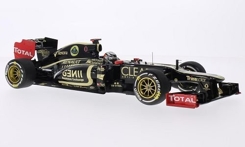 Lotus Renault E20, No.9, Lotus F1 team, formula 1, GP Abu Dhabi, 2012, Model Car, Ready-made, Minichamps - Car Race Lotus