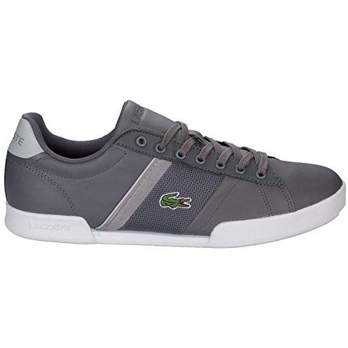 Lacoste Lacoste Sneaker uomo Sneaker Grigio Lacoste Grigio uomo Grigio Sneaker uomo qxpgq6B