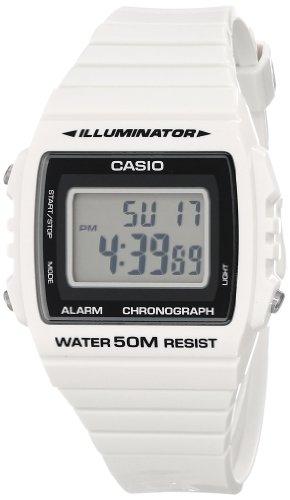 Casio Unisex W 215H 7AVCF Classic Digital