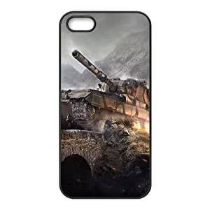 iPhone 5,5S Phone Case World Of Tanks Nv3045
