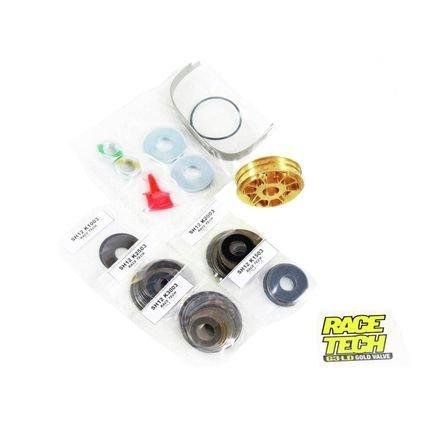 03-08 HONDA CRF450R: Race Tech G2R Fork Gold Valve Kit