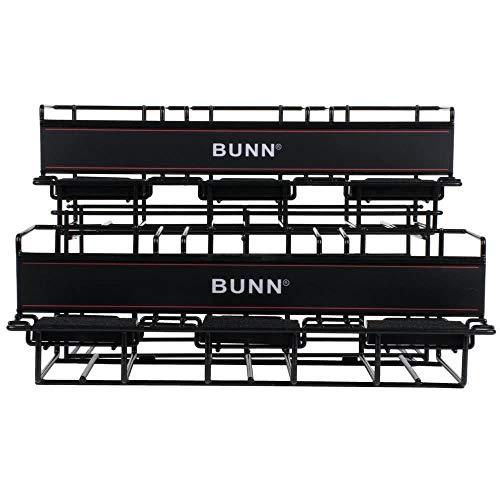 Bunn 35728.0005 UNIV-6 APR Two Tier Six Pot Universal Airpot Rack Display by Bunn (Image #2)
