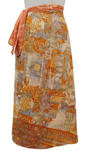 Check Multicolore Femmes Beach Dress Wrap rversible Soie Pure Rouge Imprimer Les Summer Indianbeautifulart Saree Vintage AwREZZ