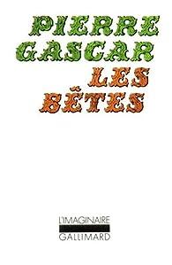 Les betes par Pierre Gascar