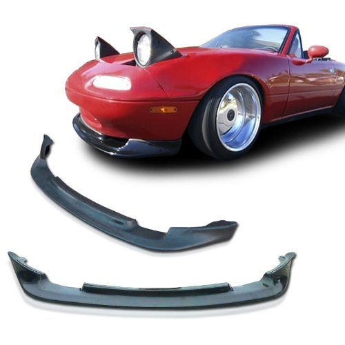 Style Front Bumper Spoiler - 3
