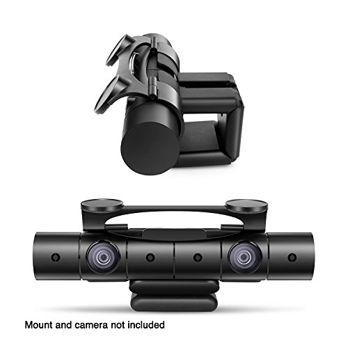 Privacy Cover for Playstation 4 VR Camera, Perfect to Protect and Shield PS4 Camera V2 Lens ()