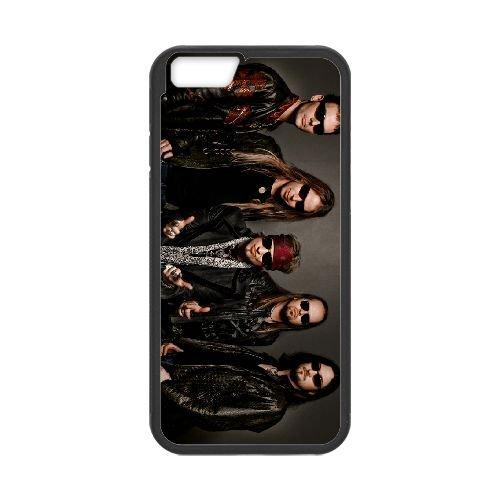 Edguy 004 coque iPhone 6 Plus 5.5 Inch Housse téléphone Noir de couverture de cas coque EOKXLLNCD17283