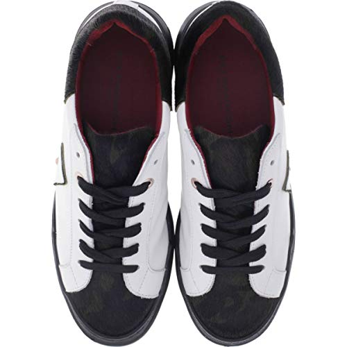 Bianco Parrish Ed Sneaker Colori Donna A qanBvwxR