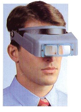 Optivisor DA-3 Lens Plate