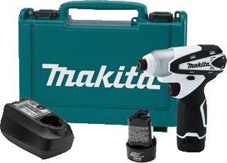 12V Max Lithium–Ion Cordless Impact Driver Kit - MAKITA - ( DT01W )