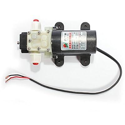 DC 12V Diaphragm Water Pump 3.2L/Min 25w Automatic Switch .