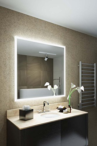 Led Mirror Light With Shaver Socket in US - 9