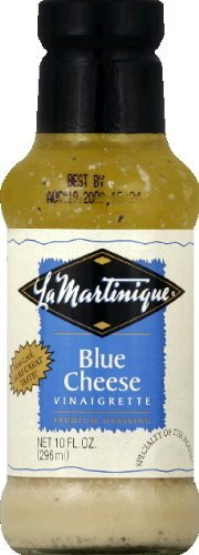 La Martinique Drssng Vngrt Blue Cheese