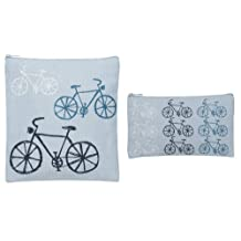 Now Designs Snack Bags, Ride On, Set of 2