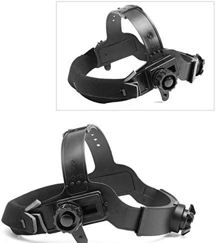SGLI Solar Welding Helmet Automatic Dimming Professional Hood Head-mounted Adjustable Welder Protective Mask Welding mask