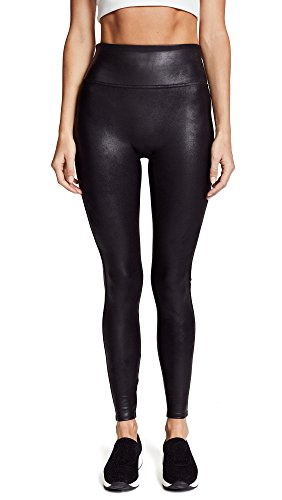 - Spanx Women's Ready-to-Wow!? Faux Leather Leggings Black MD X 30