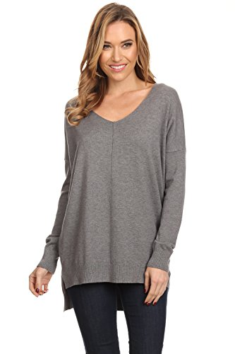 Front Cashmere Sweaters - 9