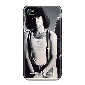 Iphone 4/4s AOi7854Rtuv Allow Personal Design High Resolution Bon Jovi Image Excellent Hard Phone Case -AnnaDubois