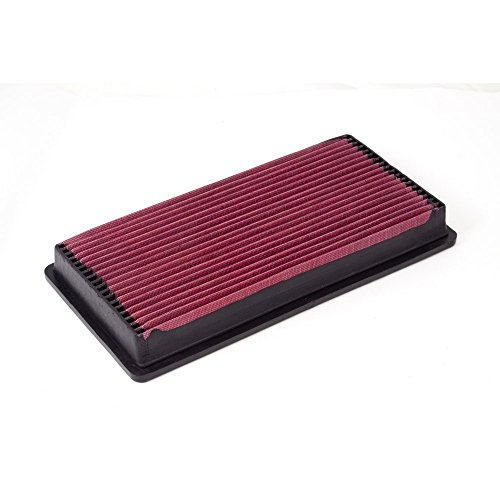 Rugged Ridge 17752.06 Air Filter with Synthetic Panel
