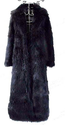 Full Length Womens Mink Coat - 9