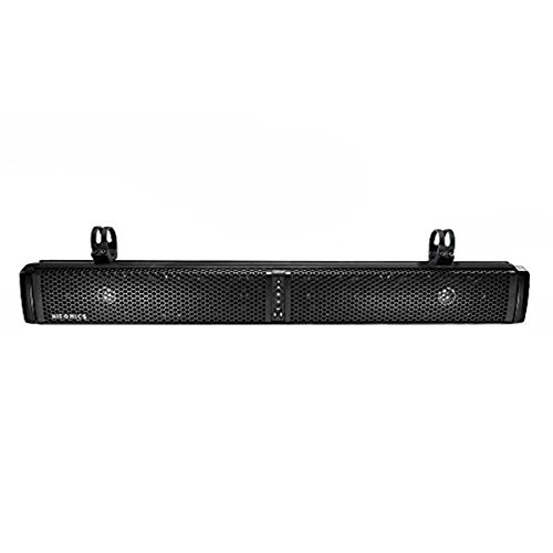 HIFONICS TPS10 Thor 10-Speaker Bluetooth Powersports Amplified Soundbar