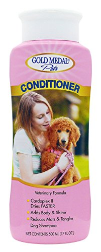 Gold Pet Carrier - Gold Medal Pets Concentrated Conditioner for Dogs, 17 oz.