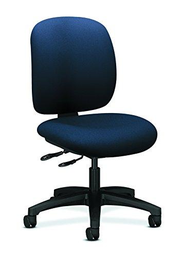 HON HON5903CU98T ComforTask Chair, Navy CU98