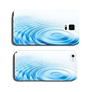 water waves cell phone cover case Samsung S6