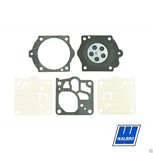 Walbro D10-WJ Gasket&Diaphragm Kit for Husky Saw 394 (2 Pack)