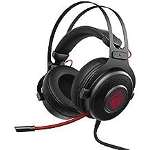 Headset Gamer 800, HP, Microfones e Fones de Ouvido