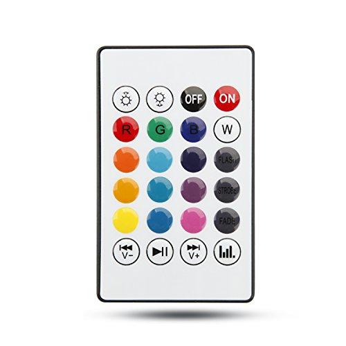 te Controller 24 keys for Tesxsens Light Bulb Speaker Generation II ()