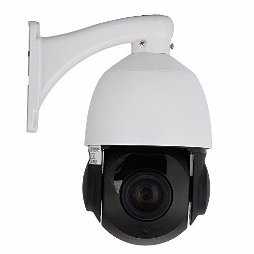 Aposonic A-TVPTZ18X Optical Zoom TVI 2MP 1080P Surveillance PTZ IR Speed Dome Camera, Supports UTC, CoC by Aposonic