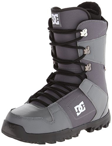 Dc Shoes Boots (DC Men's Phase 15 Snowboard Boot, Grey, 8 D US)