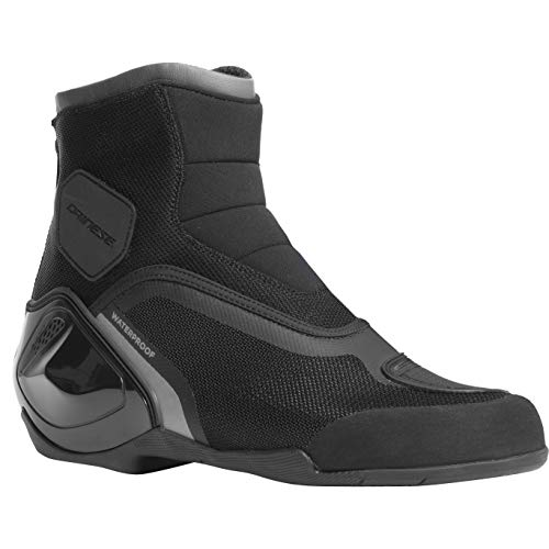 Dainese Dinamica D-WP Shoes (43) (BLACK/ANTHRACITE) for sale  Delivered anywhere in USA
