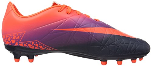 Nike Hypervenom Phelon Ii Fg, Herren Fußballschuhe, Blau (Total Crimson/obsidian/vivid Purple), 45.5 EU