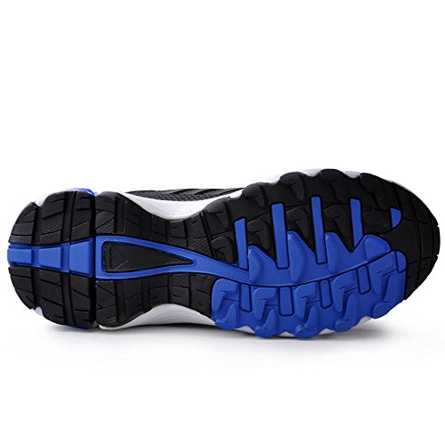 Blue Shoe Athletic Fashion for Trainer Running Sneakers Shoes Men Sports Shoes wqzTnv7