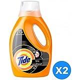 Tide LS Abaya Regular Liquid Detergent - Pack of 2-Pieces (2 x 1.05L)