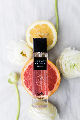 (Harvey Prince Organics Hello 1.7oz Perfume 50ml (50ml) Organic Long Lasting Fragrance with All Natural Ingredients)