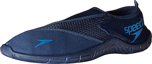 Footed Water - Speedo Men's Surfwalker 3.0-M, Navy/Blue, 12 M US