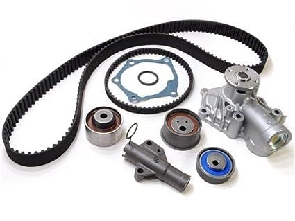 Amazon Com Oem 4g63 Mitsubishi Evo 9 Timing Belt Kit W Water Pump