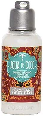 Sabonete Líquido Água de Coco 50ml L'Occitane au Brésil 50ml