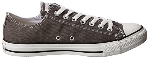 Converse Chuck Taylor all Star, Sneakers Unisex – Adulto Grigio (Antracite)