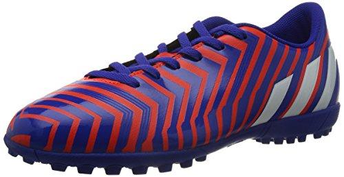 adidas Predito Instinct Turf, Scarpe da Calcio da Uomo Multicolor (Solar Red/Ftwr White/Night Flash S15)