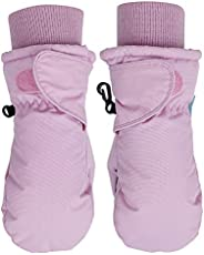 8b42690a6 How to choose the best Snow mittens your Toddler - The Cherry Life ...