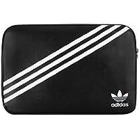"""Adidas Funda 15"""" para Macbook/Laptop color, negro/blanco"""