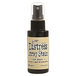 Ranger Tim Holtz Distress Spray Stains Bottles, 1.9-Ounce, Old Paper