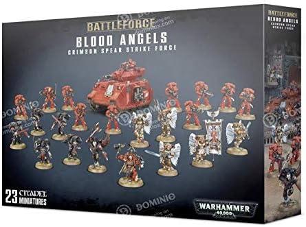 Games Workshop Warhammer 40k - Blood Angels Crimson Spear Strike Force